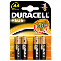 Duracell Batteries AA (Pack of 4)